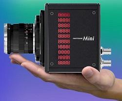 High-speed camera has greater sensitivity