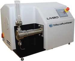 Fluid processor delivers high shear