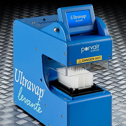 Porvair Ultravap Levante blowdown evaporator is compatible with automated liquid handling