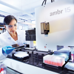 Connect Upstream from Sartorius Stedim Biotech is described as the first fully integrated upstream bioprocessing platform